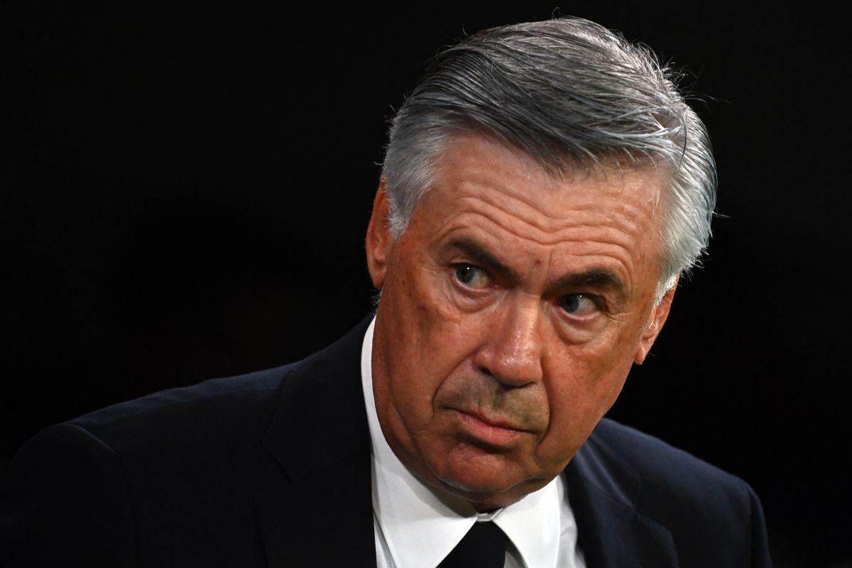 Acelotti aseguró que el planteamiento hecho contra el Villareal pudo no ser el mejor.