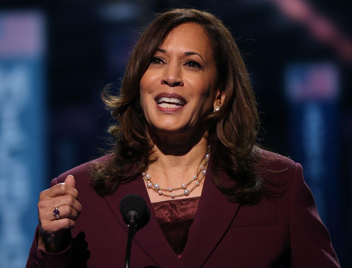 Kamala Harris ha dicho que las principales afectadas por  la pandemia en lo económico son las mujeres.