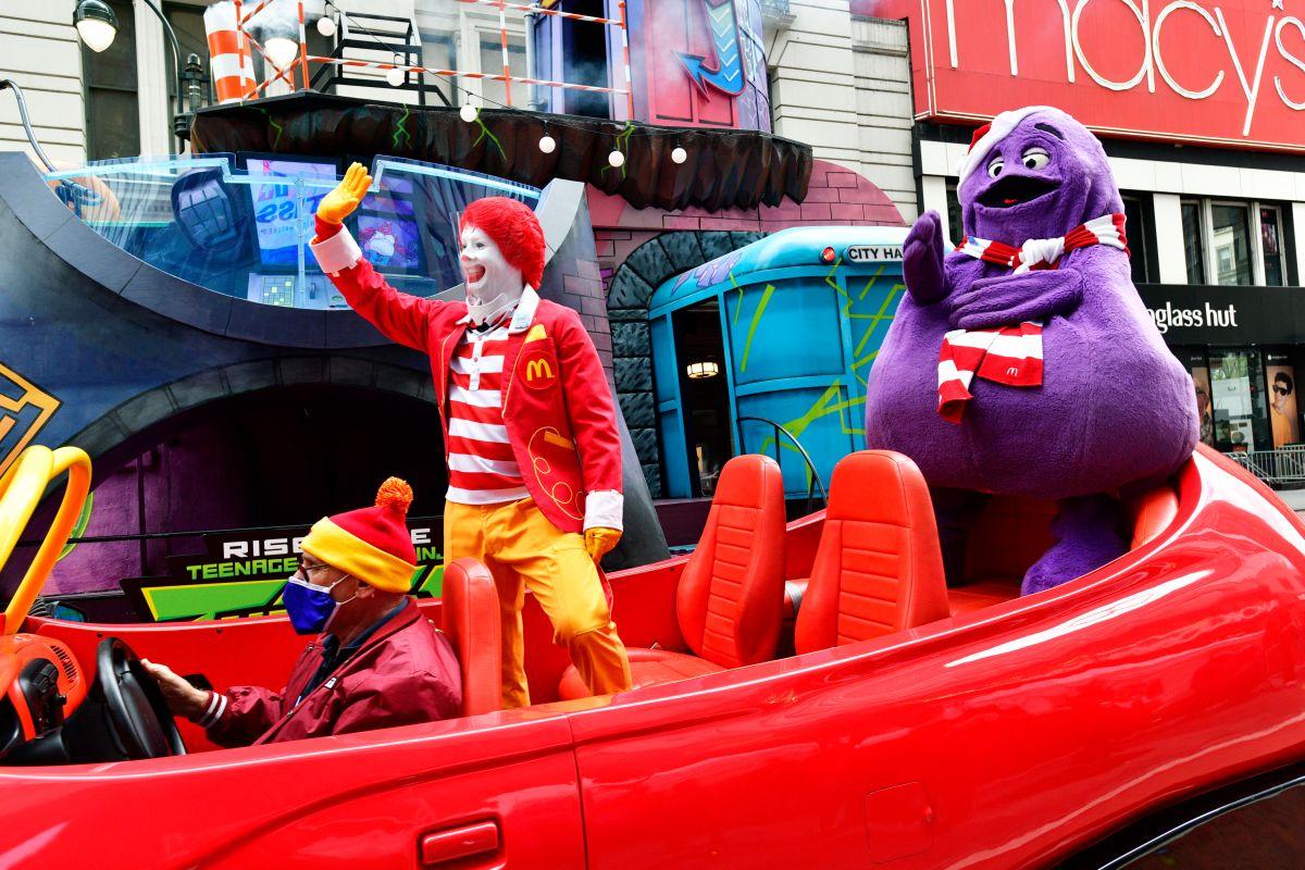 McDonald's no sabe qué es exactamente la mascota Grimace-GettyImages-1287908539.jpeg