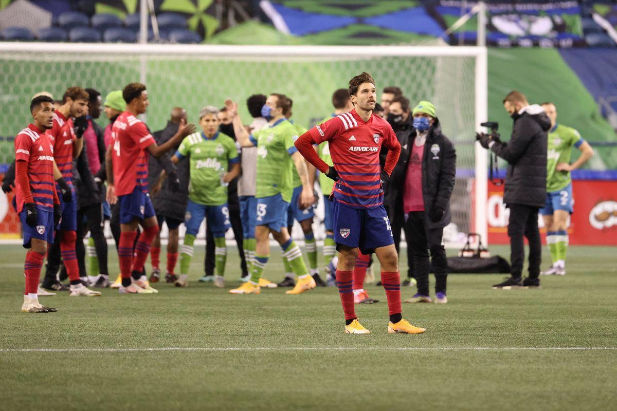 El conjunto del FC Dallas ocupa el puesto 11 en la tabla de posiciones de la conferencia oeste de la MLS.