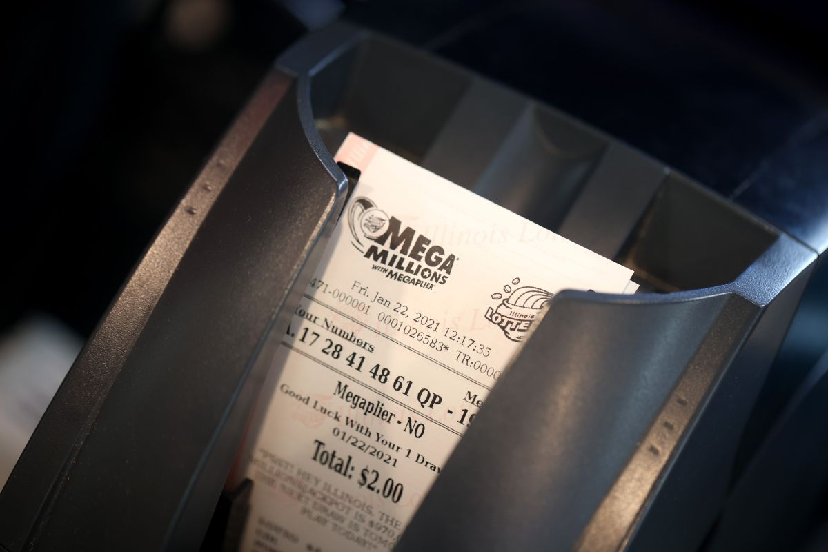 Mega Millions es una lotería multiestatal.