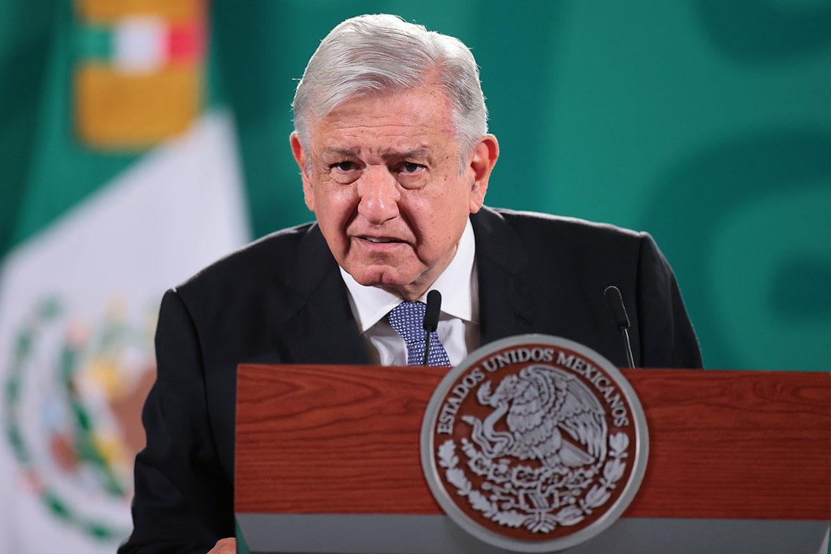 AMLO urge a EE.UU. accionar para resolver crisis migratoria entre ambos países.