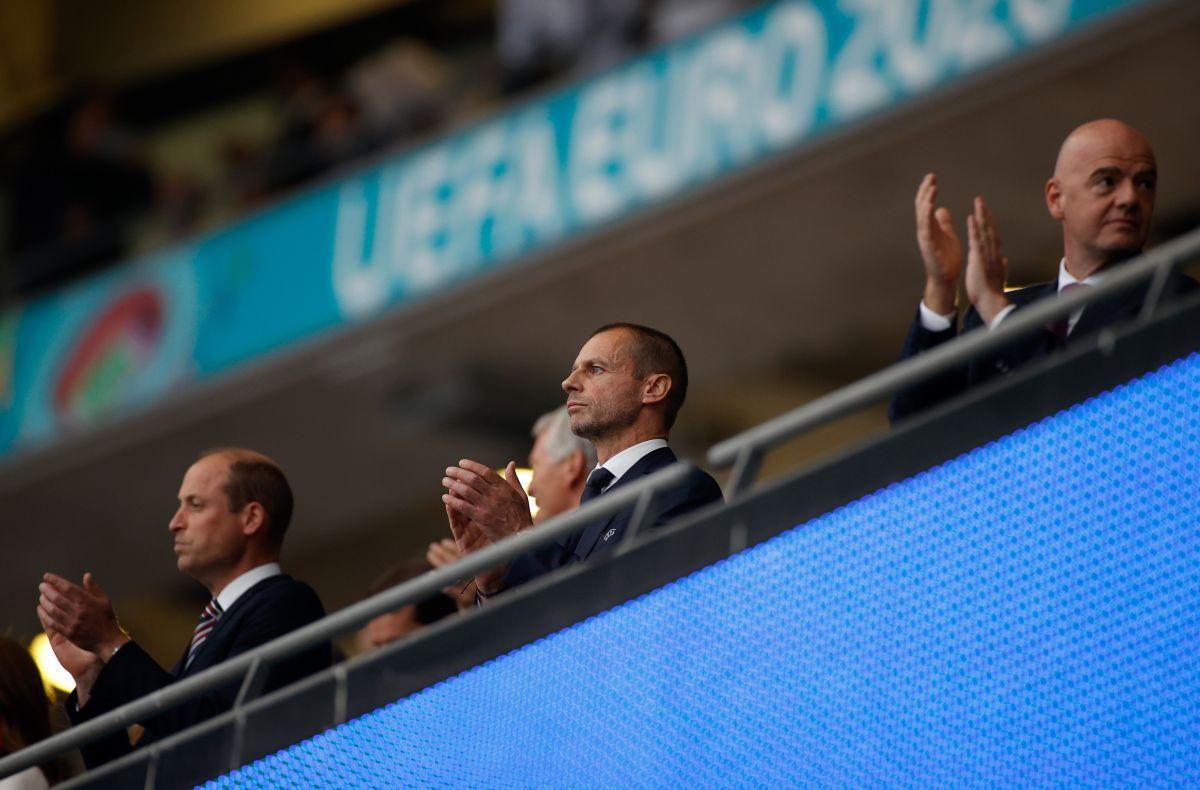 Aleksander Ceferin, Presidente de la UEFA ha sido uno de los contrarios para cambiar el calendario mundialista