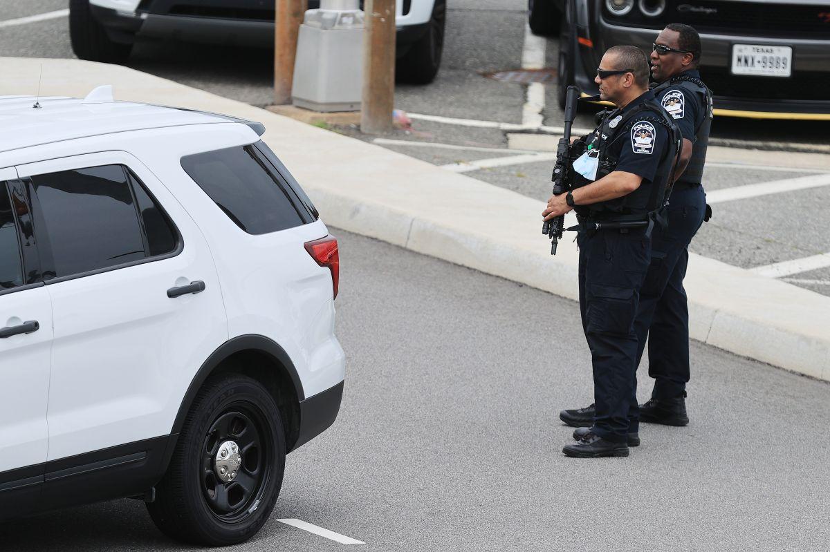 Las autoridades de Newport News, en Virginia, arrestaron al presunto tirador.