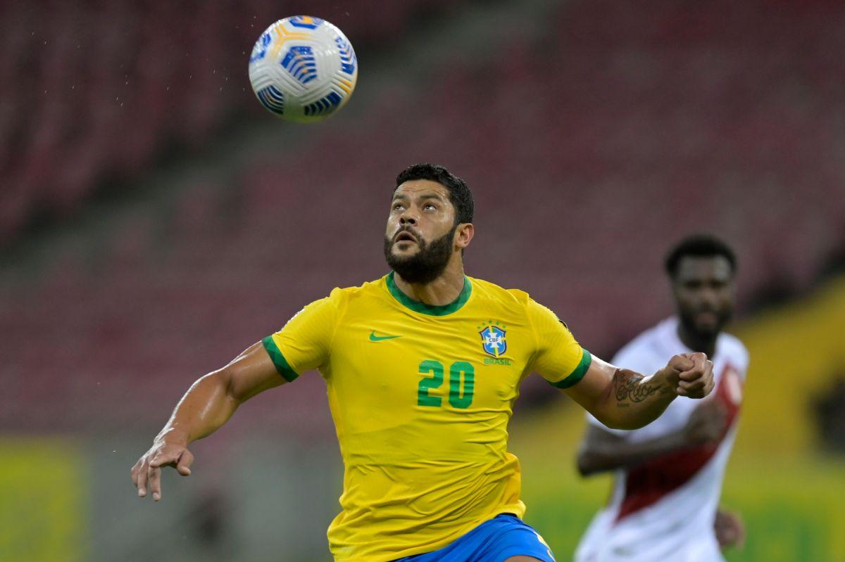 El delantero suma 20 goles en lo que lleva de temporada con el Atlético Mineiro.
