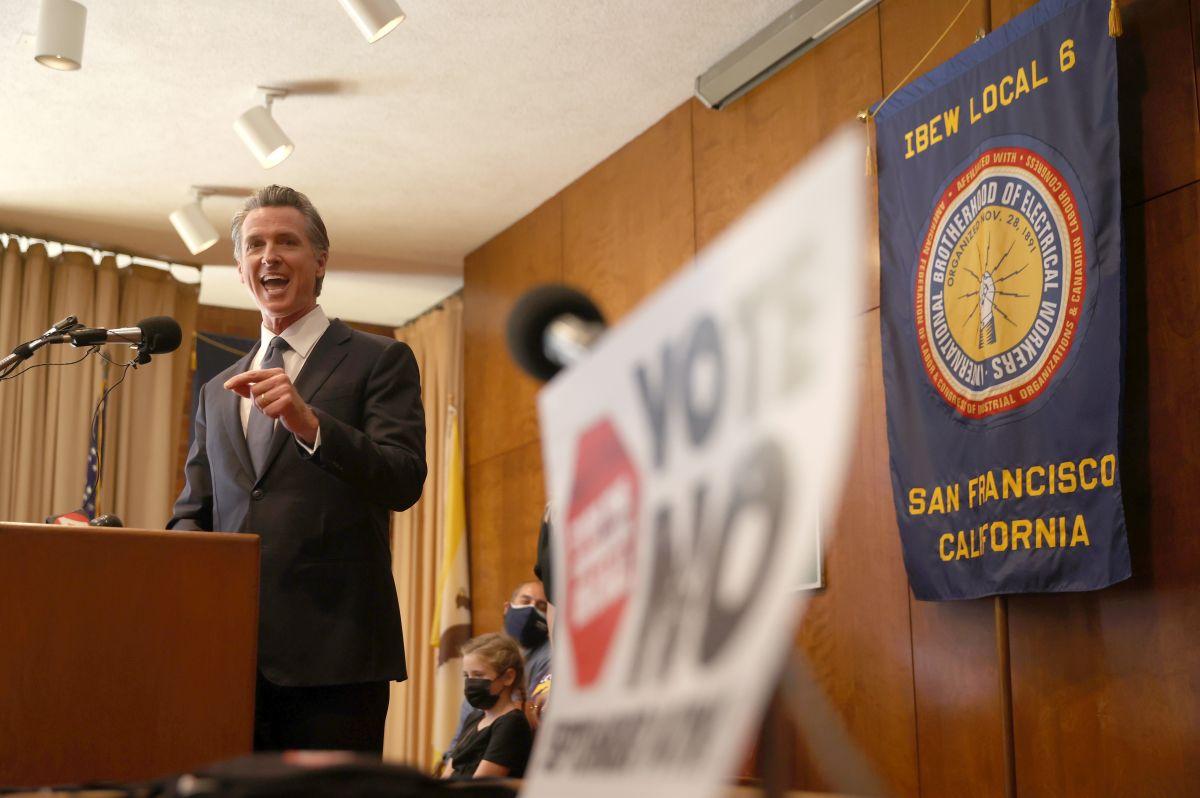 Los californianos no están contentos con el millonario costo de las elecciones revocatorias.