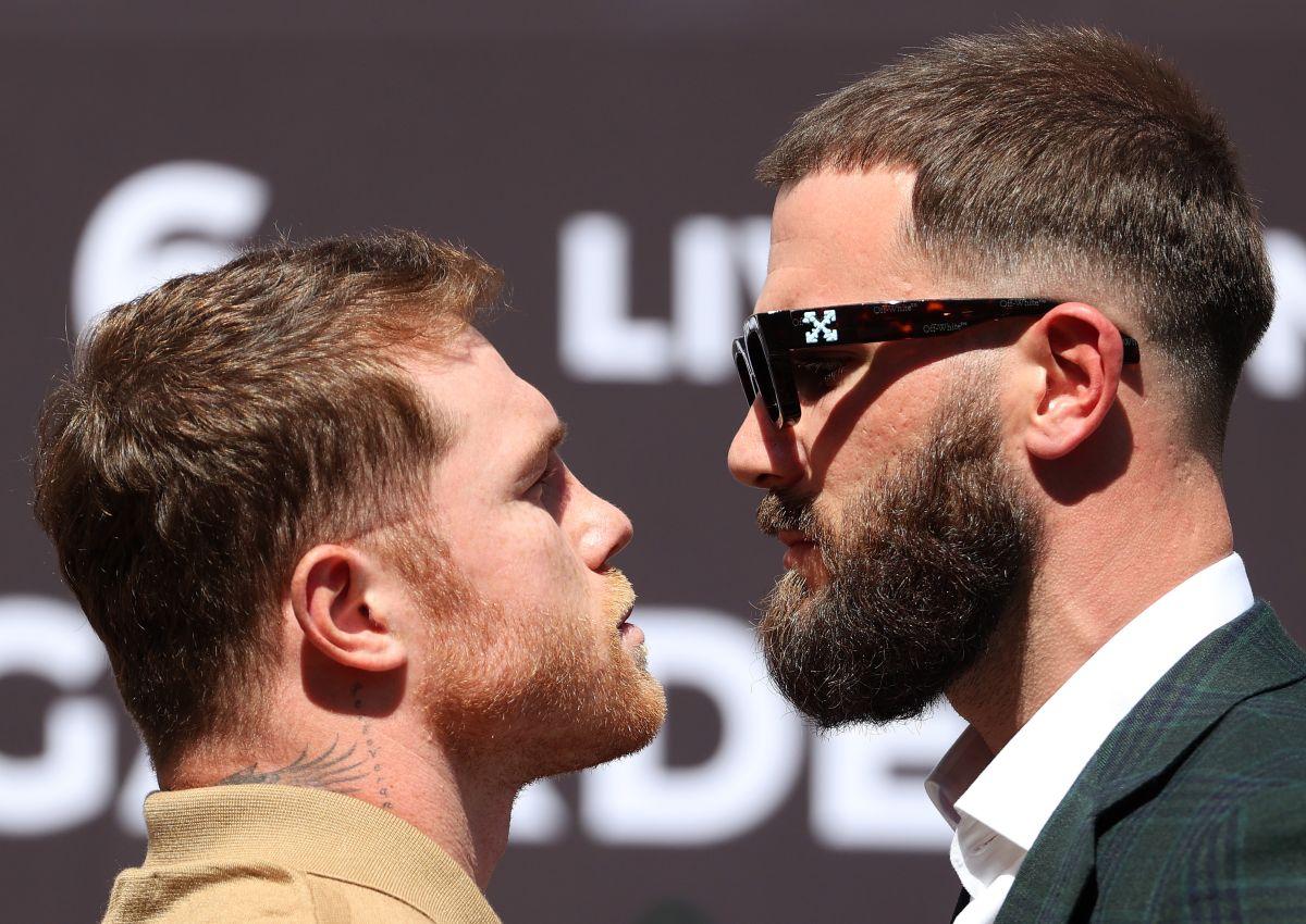 La pelea está pautada para el 6 de noviembre en Las Vegas.