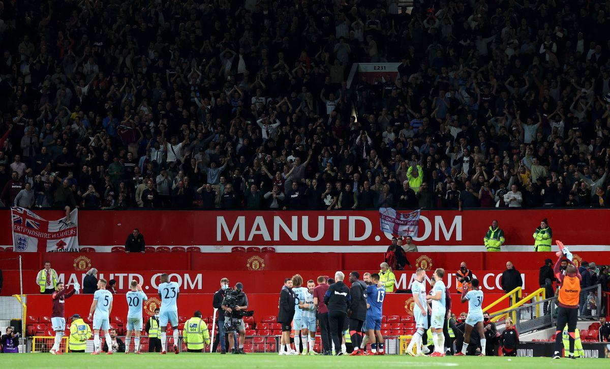 El United sufre el primer revés de la termporada sin tener a Cristiano en la convocatoria.