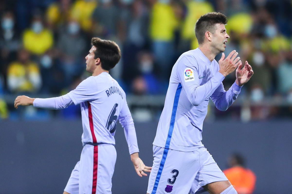 El Barcelona lleva tres partidos sin poder conseguir una victoria.