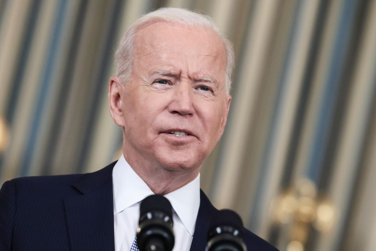 Biden enfrenta varias crisis que deberían resolverse en el Congreso.