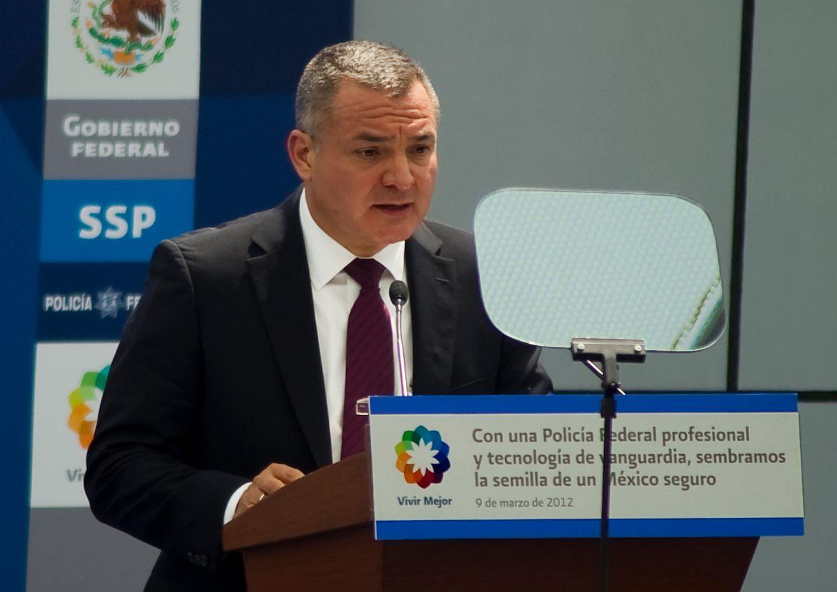 El exsecretario de Seguridad de México, Genaro García Luna, fue arrestado en Estados Unidos por narcotráfico.