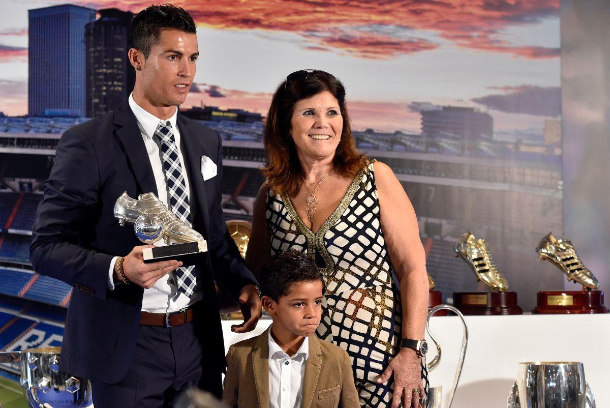 CR7 llegó al equipo de Portugal cuando solo tenía 12 años de edad.