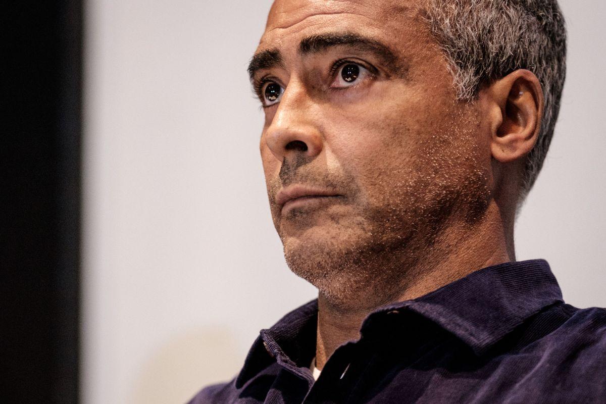 Romario, campeón del Mundo en 1994, considera que Brasil está a tiempo de cambiar al técnico