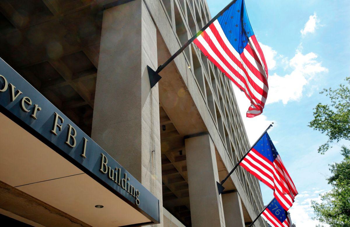El edificio de la sede del FBI en Washington, D.C.