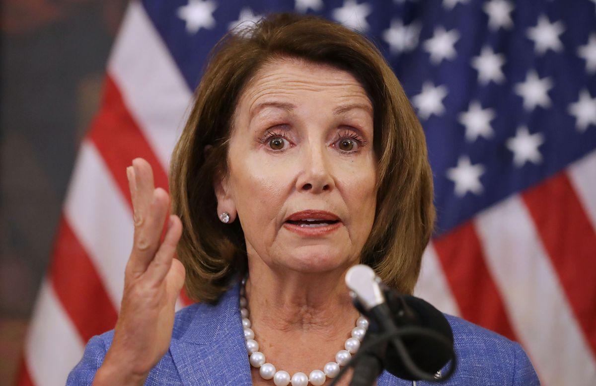 La presidenta de la Cámara de Representantes, Nancy Pelosi, admitió en una entrevista a ABC que el plan social de Joe Biden será de menos de $3.5 billones de dólares.