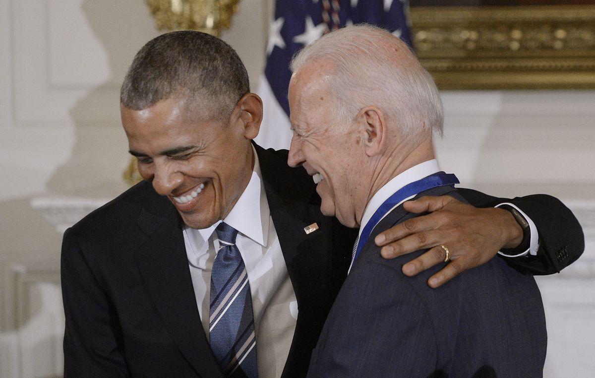 Obama respaldó el plan de Biden para la necesaria reforma migratoria.