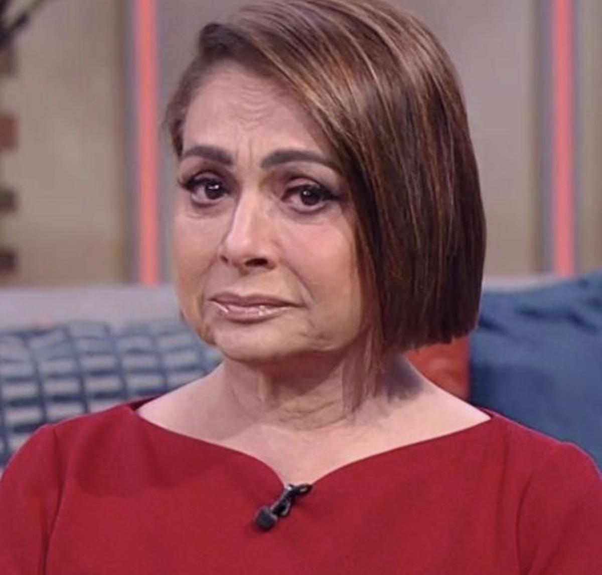 María Antonieta Collins.