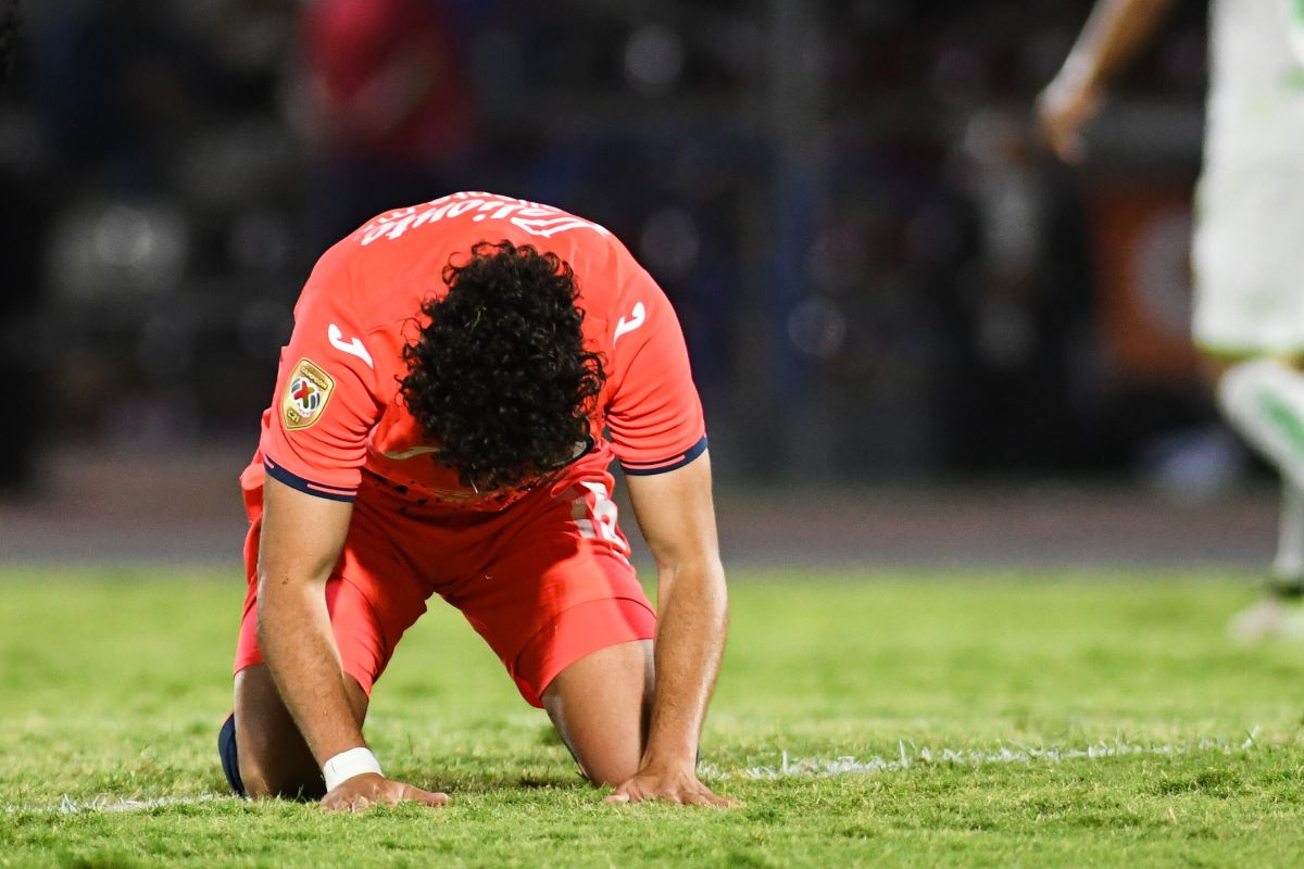 Los Cementeros llevan cuatro jornadas sin conocer la victoria en la Liga MX.