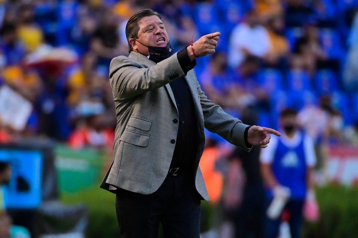 De la mano de Herrera, Tigres ha escalado posiciones y se ubica cuarto en la tabla del fútbol mexicano.