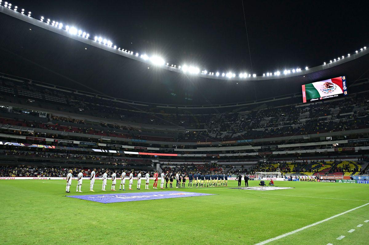 El Estadio Azteca tendrá un aforo del 75% para el Clásico