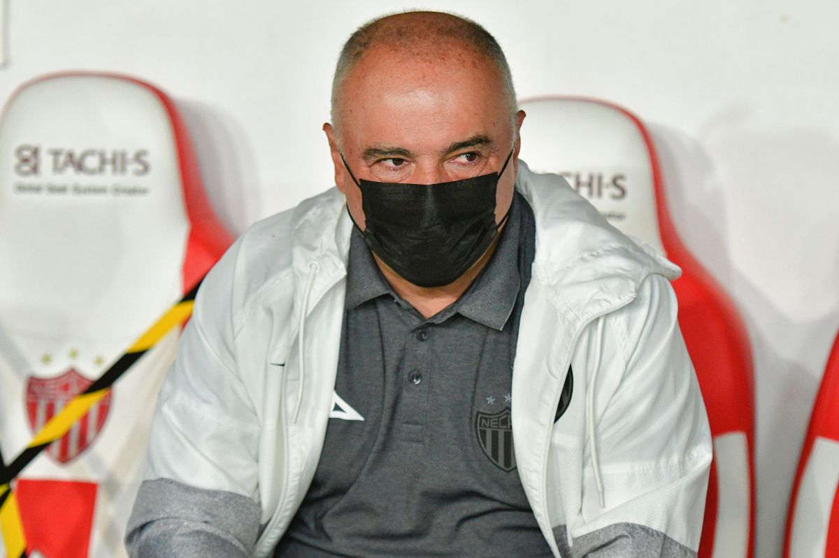 """El técnico no pudo revertir la mala racha de partidos de los 'Rayos"""""""