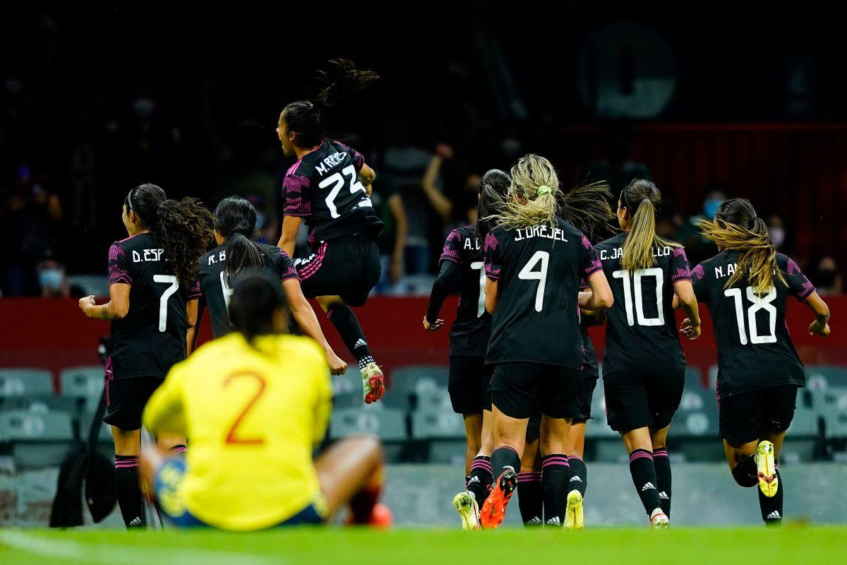 Las mexicanas habían recibido 14 goles en sus últimos cuatro encuentros.