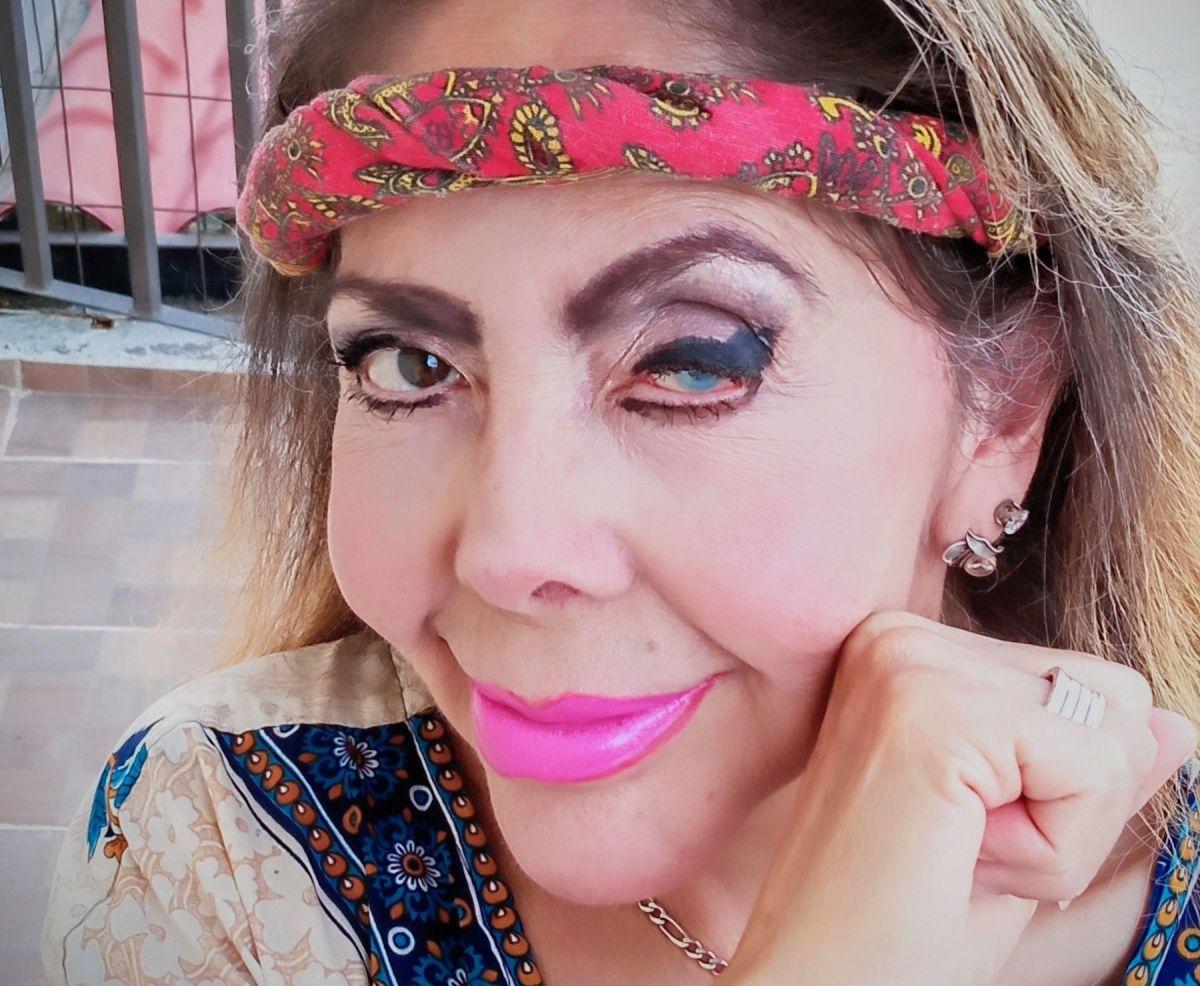 Lucero Campos asegura que fue afectada de su ojo en el Instituto Nacional Ciencias Médicas y Nutrición Salvador Zubirán.