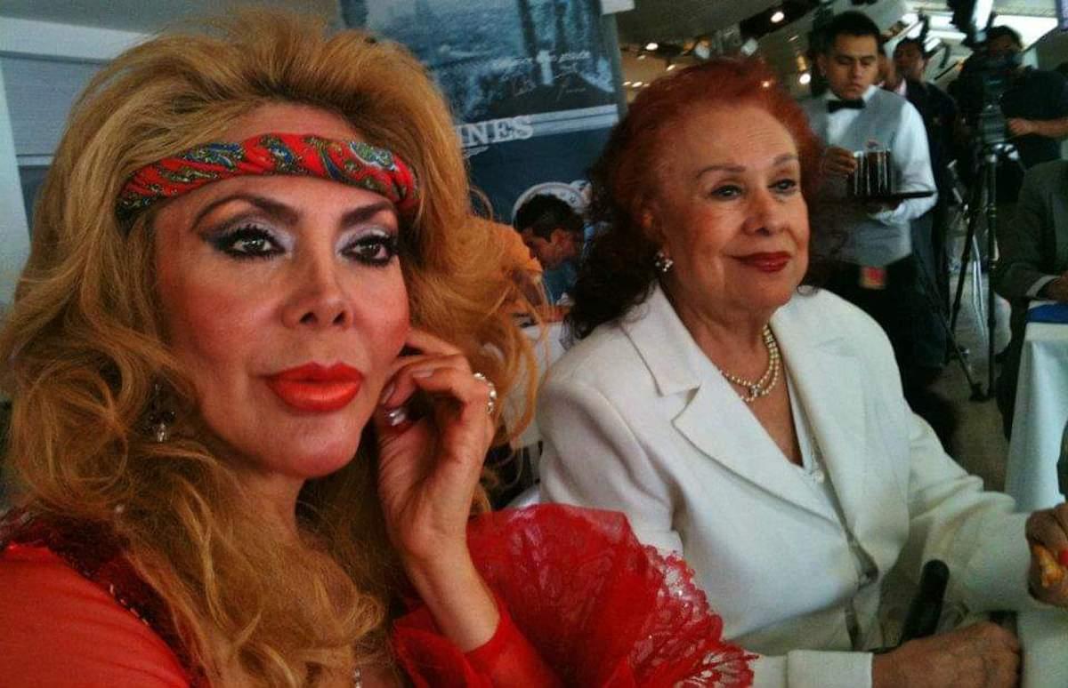 Lucero Campos antes de ser intervenida en el Insitituto Nacional de Nutrición