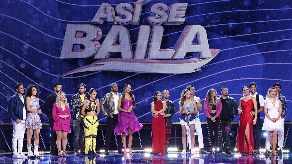 'Así se Baila' primera gala. Foto: Telemundo