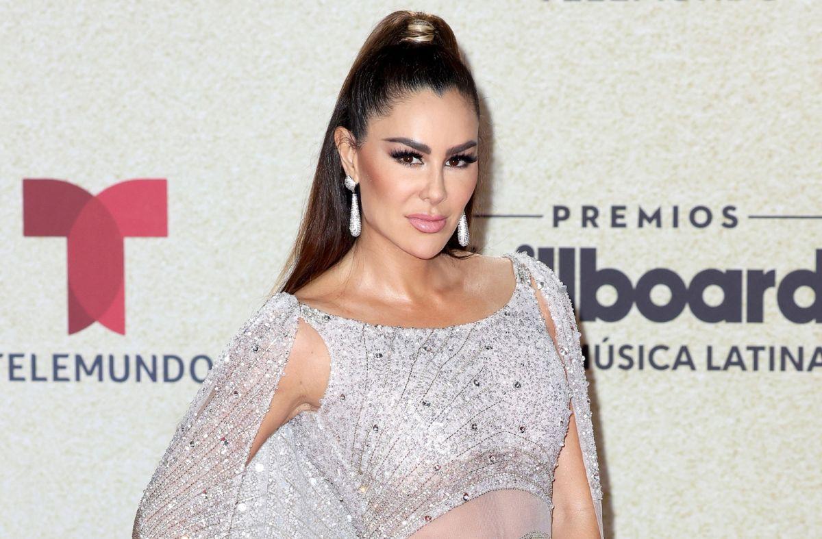 Ninel Conde Premios Billboard de la Música Latina 2021