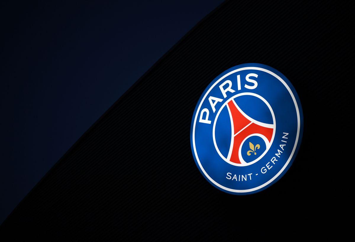 Logo del PSG.