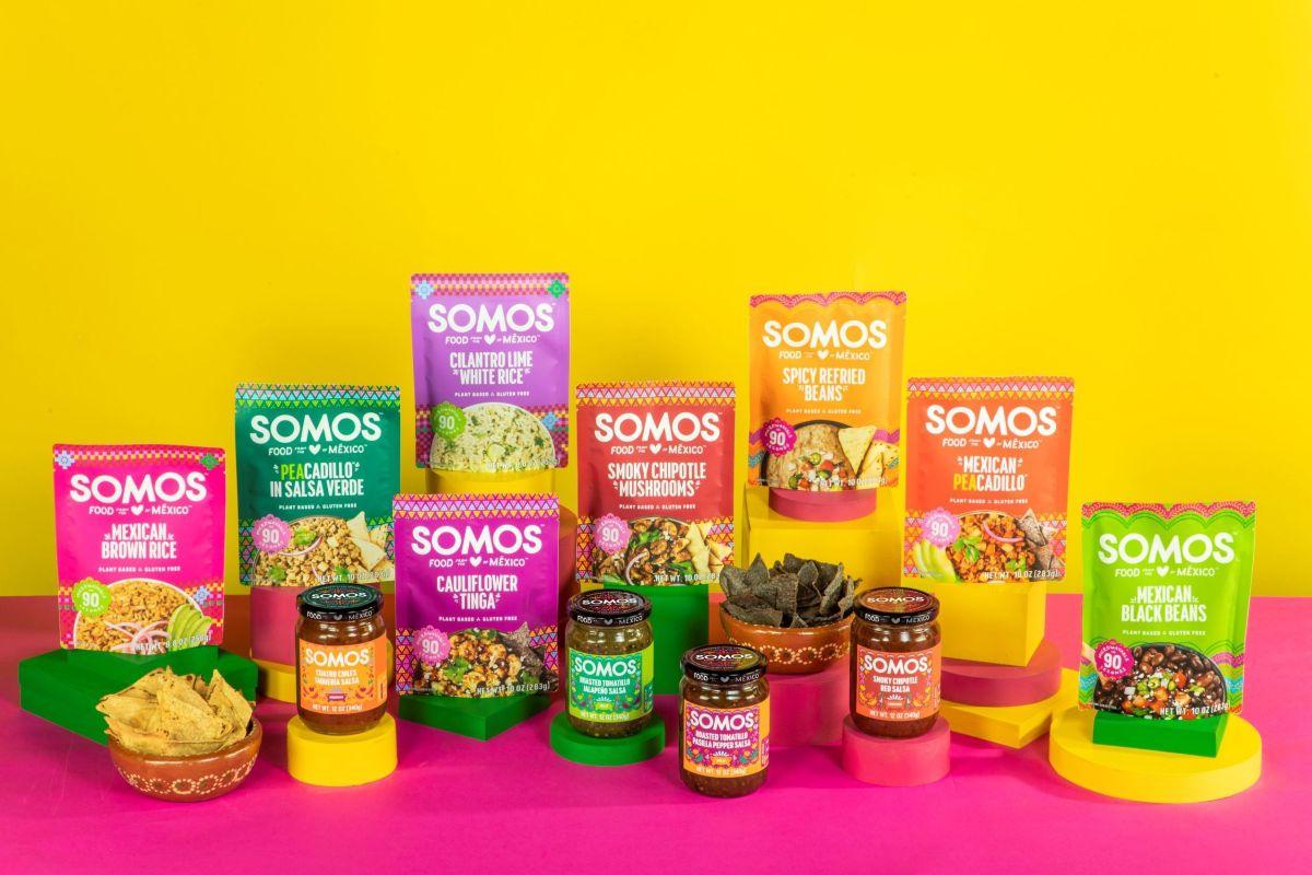 Somos es una nueva marca que ofrece productos para preparar comida mexicana en casa.