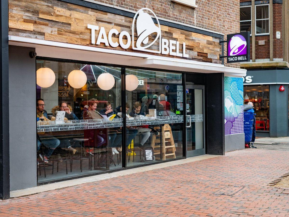 Taco Bell planea que para el 2025 todos los envases de sus restaurantes de todo el mundo sean reciclables, compostables o reutilizables.