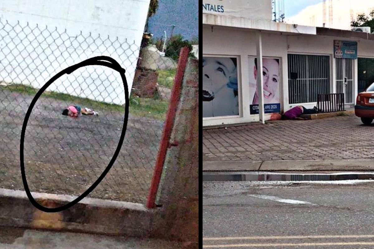 VIDEOS: Balaceras entre narcos en zona fronteriza dejan varios muertos