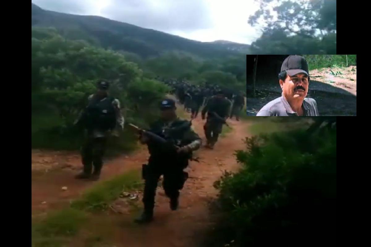 """VIDEO: """"Ejército"""" del Mayo Zambada desafía a Estados Unidos tras aumento de recompensa por líder del Cártel de Sinaloa"""