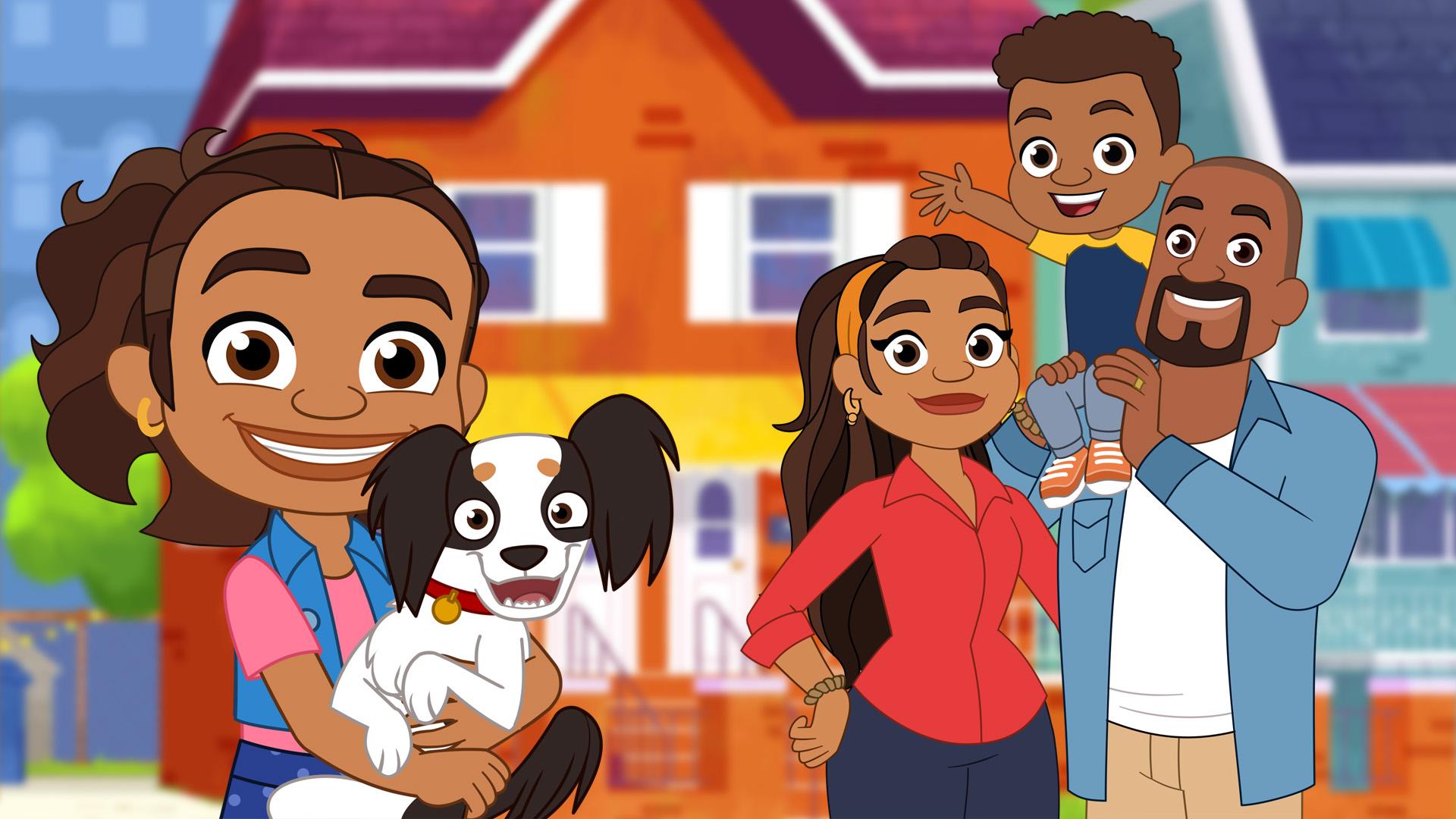Alma's Way, el nuevo programa animado de PBS.