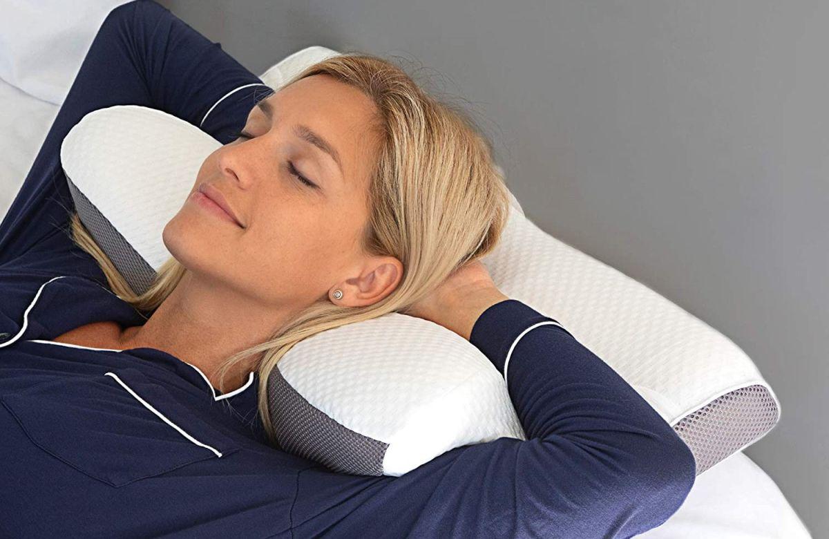 Estas almohadas te ayudarán a tener una buena postural al dormir