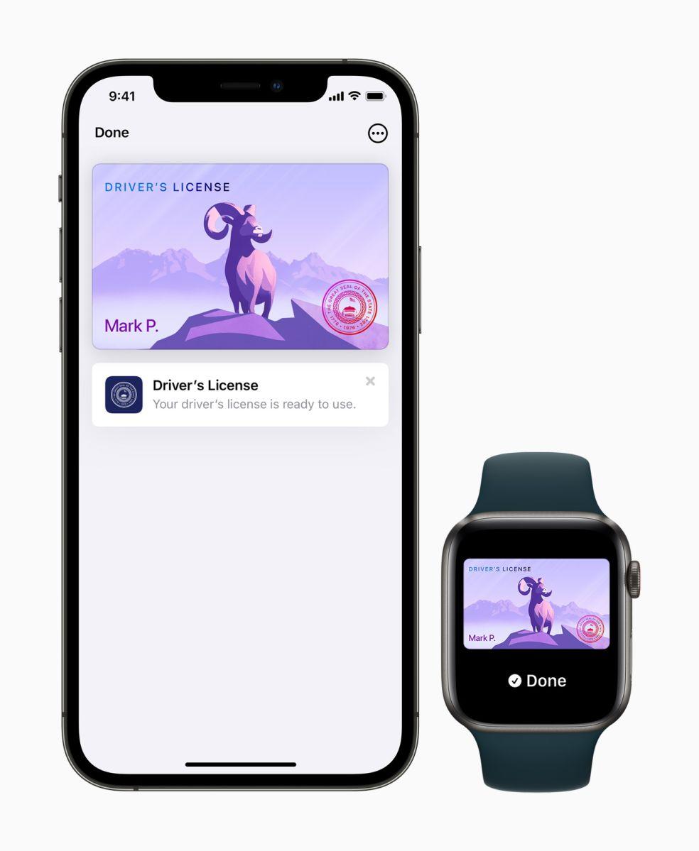 Usuarios de ocho estados podrán añadir identificación y licencia de conducir al Apple Wallet-apple_wallet-state-id_hero_08232021.jpg