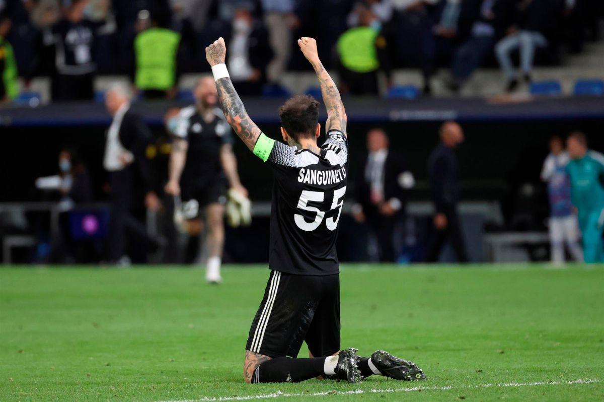 Sheriff Tiraspol le ganó al Real Madrid con seis jugadores latinoamericanos en cancha.