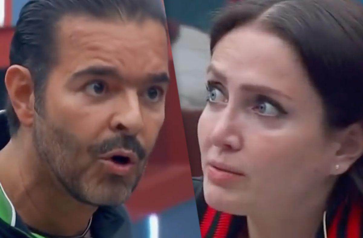 Fight between Pablo Montero and Celia Lora in Telemundo's 'La Casa de los Famosos' was a blow to Univision