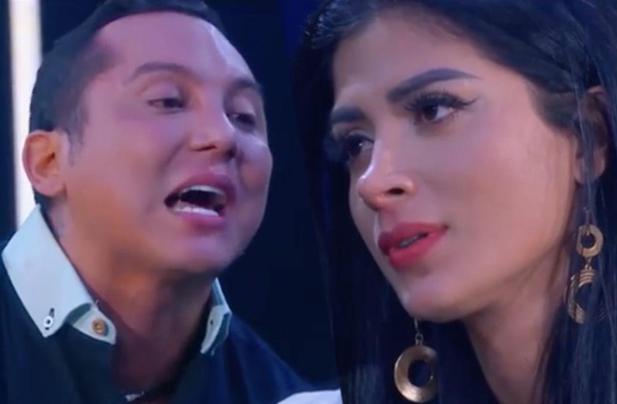 Antes de salir de 'La Casa de los Famosos', Edwin Luna le dijo a Kimberly  Flores, 'Te voy a pedir perdón' - La Opinión