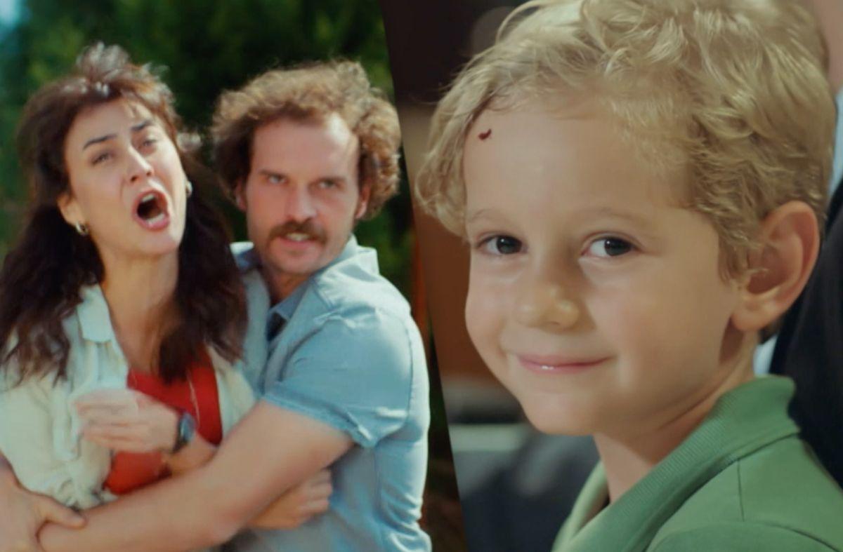 'Él Es Mi Hijo' es la nueva telenovela turca del canal Universo.