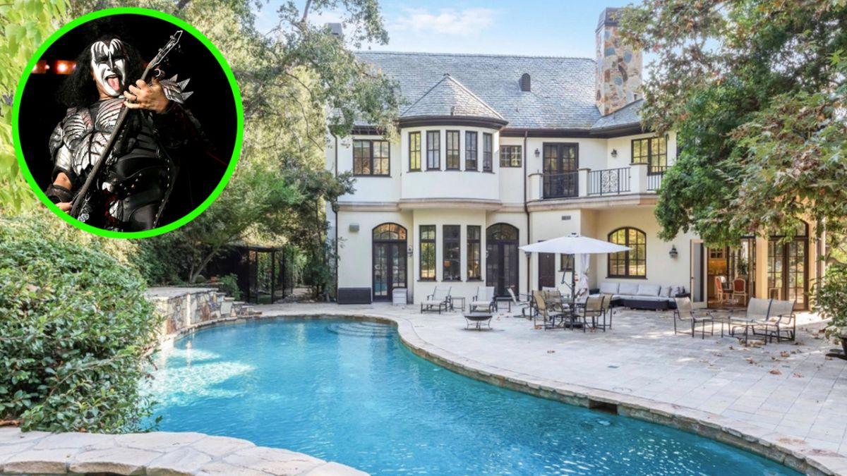 Gene Simmons ya tiene un pendiente menos, al haber logrado vender su mansión de Beverly Hills.
