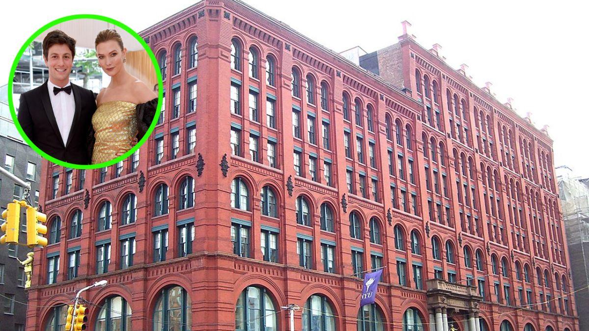 Joshua Kushner y Karlie Kloss están estrenando apartamento en Nueva York.