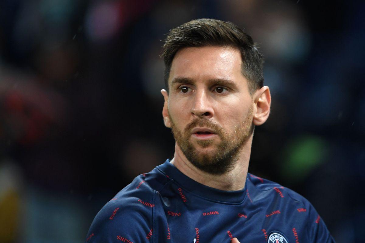 Lionel Messi ya tiene casa en París.
