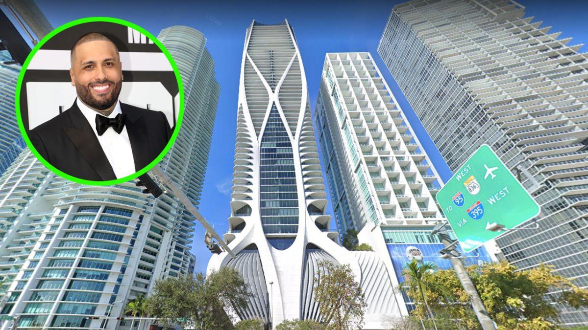 Nicky Jam estrena lujoso apartamento en la ciudad de Miami.