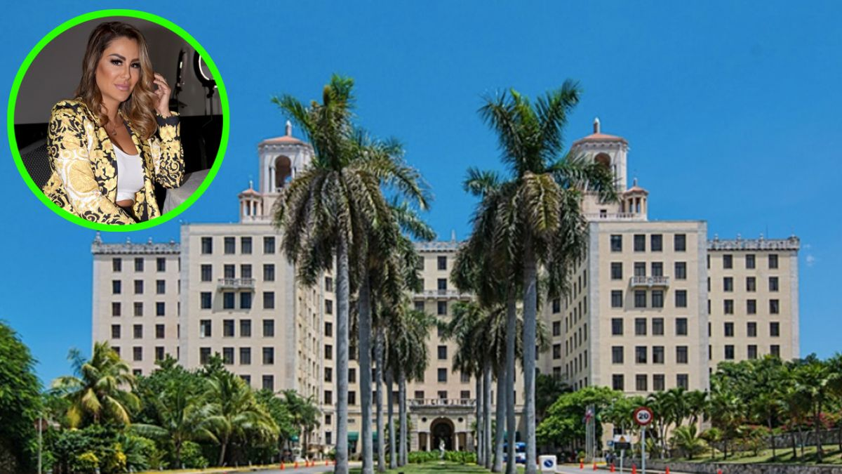 De acuerdo al 'Bombón Asesino', Larry Ramos se habría ocultado en el Hotel Nacional de Cuba.