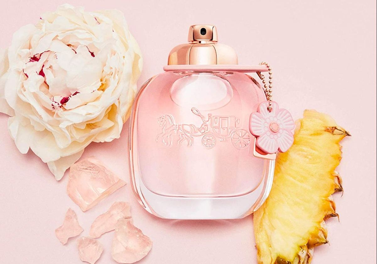 Estos perfumes con aromas florales son una opción ideal para tu día a día