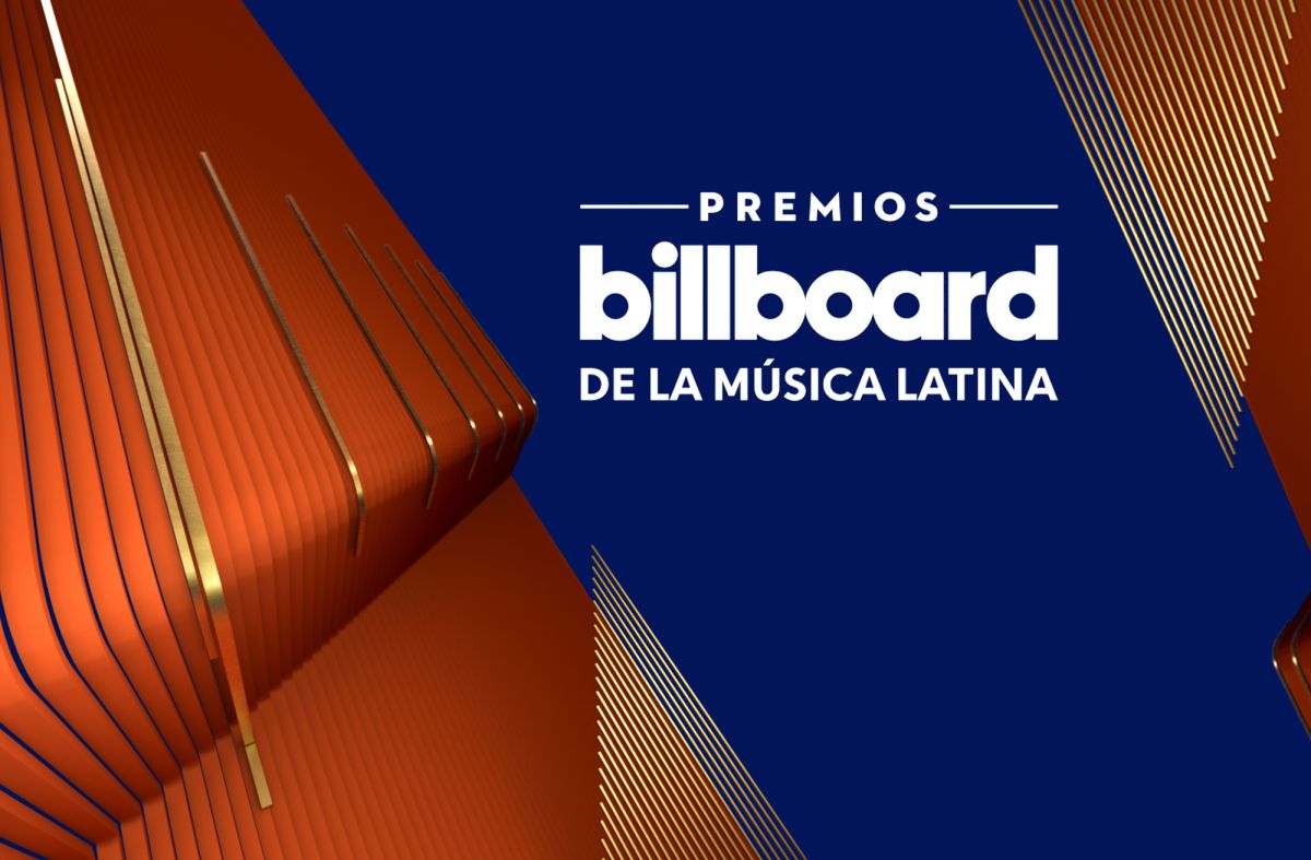 Logo de Premios Billboard 2021.