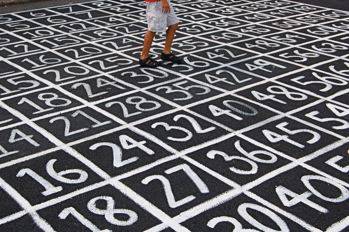 Los números poseen un simbolismo espiritual.